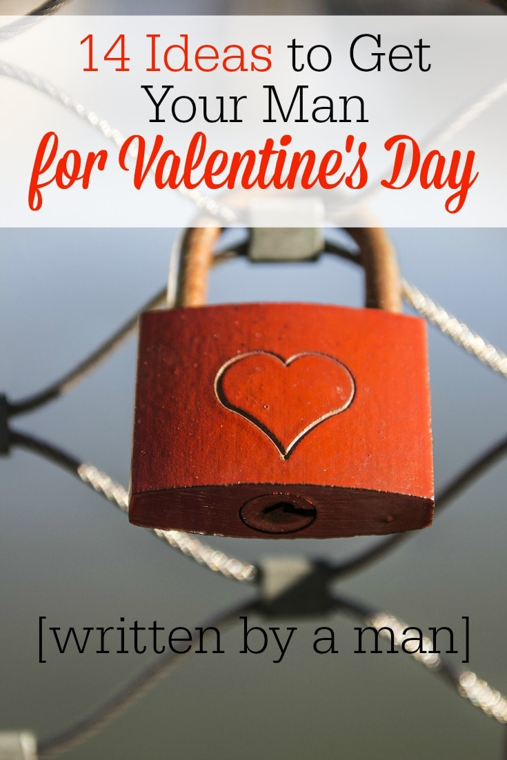 14 Valentine S Day Gift Ideas For Men The Humbled Homemaker