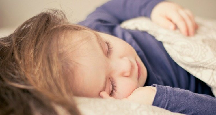 Dear Mom Whose Child Is Constantly Sick {It's Not Your Fault