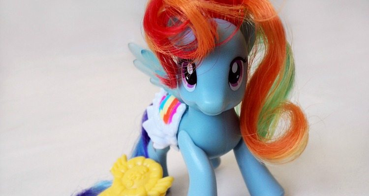 Here are ideas for hosting a My Little Pony themed birthday party for children!