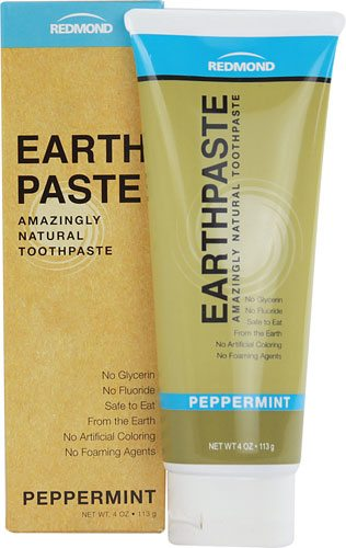 Peppermint Earthpaste