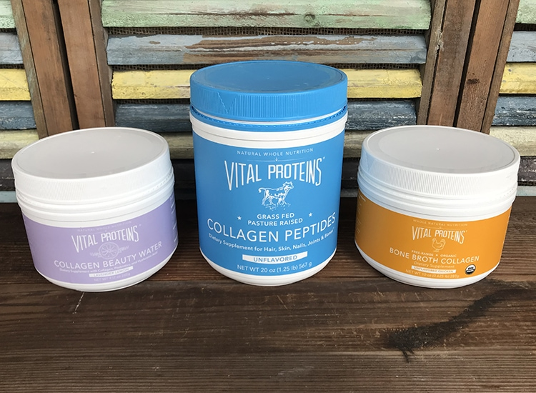 I'm thrilled to introduce you to some products that I just started using (and loving!) a few months back. Enter: Vital Proteins! They are giving away a high-valued bundle of their bestselling products. These products will go a long way in helping you achieve your health goals this new year!
