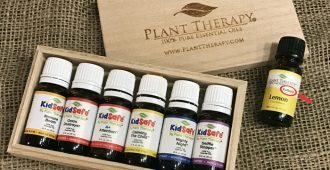 using essential oils with babies