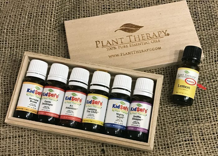 Using essential oils with babies and while breastfeeding