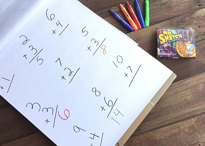 Summer is here! Blink and it's gone. Here are 8 simple, fun ways to reinforce reading and math at home so your kids aren't behind when school starts.