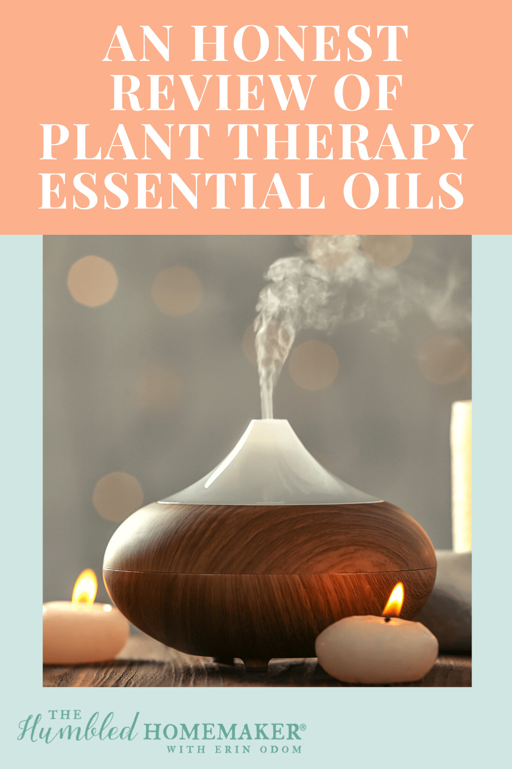 Our family uses essential oils in our home every single day, and Plant Therapy is one of our favorite brands to use. They are high-qualityandaffordable, which makes them perfect for the grace-filled, natural homemaker!
