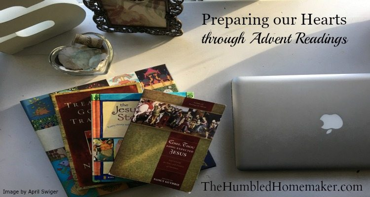 Preparing our Hearts through Advent Readings 2