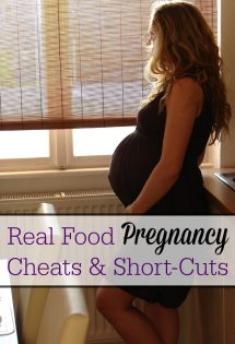 "Have you cheated on your healthy diet during pregnancy? Give yourself some grace, mama! Here are some ways in which I've ""cheated"" this pregnancy."