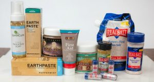 Win a HUGE Prize Pack from Redmond Trading Company!