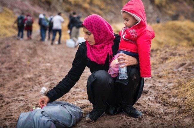 Samaritan's Purse helping refugees in Greece