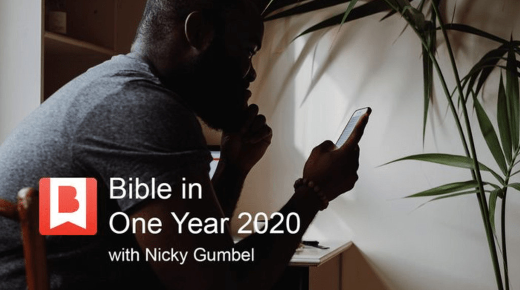 Bible in One Year App