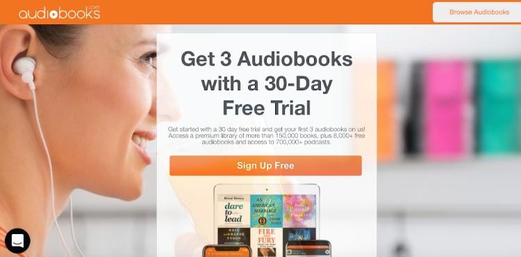 Free ways to get books audiobooks.com