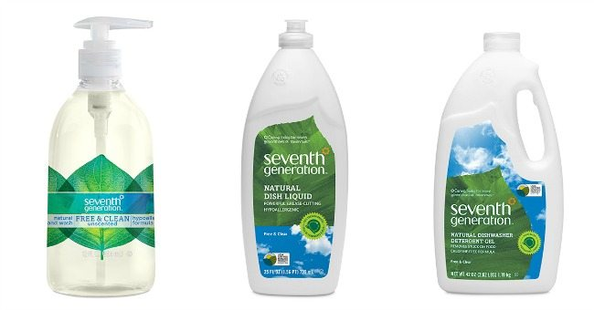 Seventh Generation Prize Pack