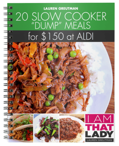 Eat frugally with these 20 slow cooker meals made with ingredients from Aldi!