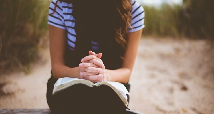 Here are 7 ideas for spiritual growth, even if you're a busy mom and feel like you have no time!