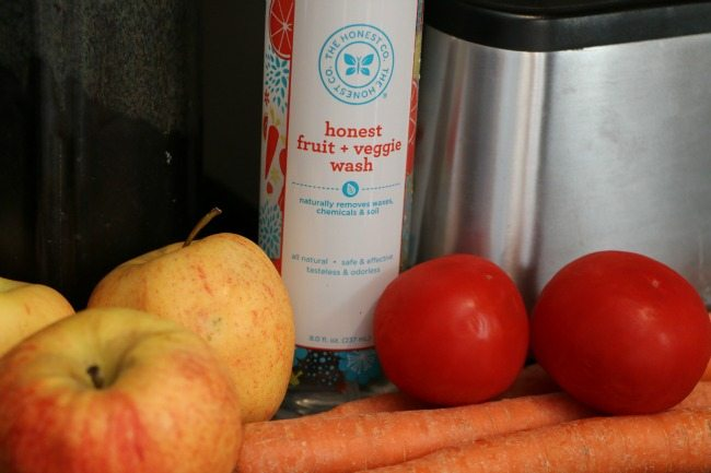 The Honest Company Fruit and Veggie Wash