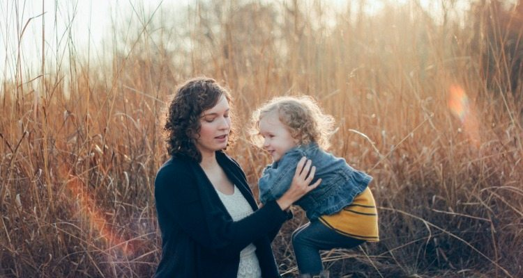 Do you want to be a great mom? Stop worrying about Pinterest perfection and simply love your family with a humble heart!