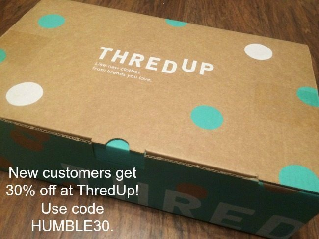 Confessions of a thredup convert the humbled homemaker thredup coupon fandeluxe Images