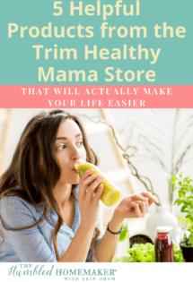 Trim Healthy Mama 7