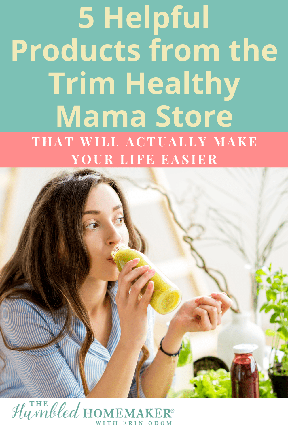 Find out which Trim Healthy Mama products to buy from their store when you cannot buy them all. These are the products that are the most helpful and will actually make your life easier!