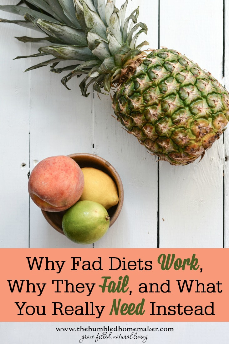 When you want to lose weight or be healthier, finding the perfect diet plan can be daunting. Here's what you need to know about fad diets.