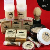 Win all of this from Free Reign Farm + get free lip balm and free soap!