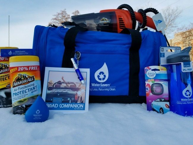 Winterize your car with this huge safety prize pack!