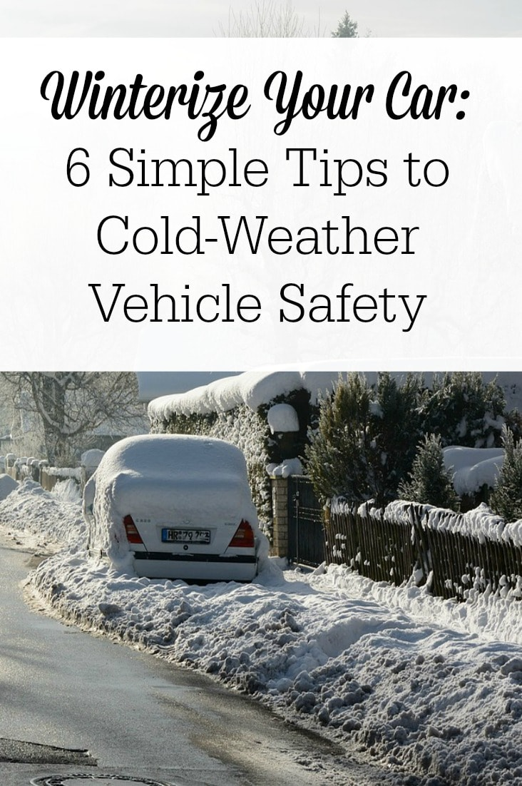 Marvelous Itu0027s Important To Winterize Your Car  For Both The Safety Of Your Family And