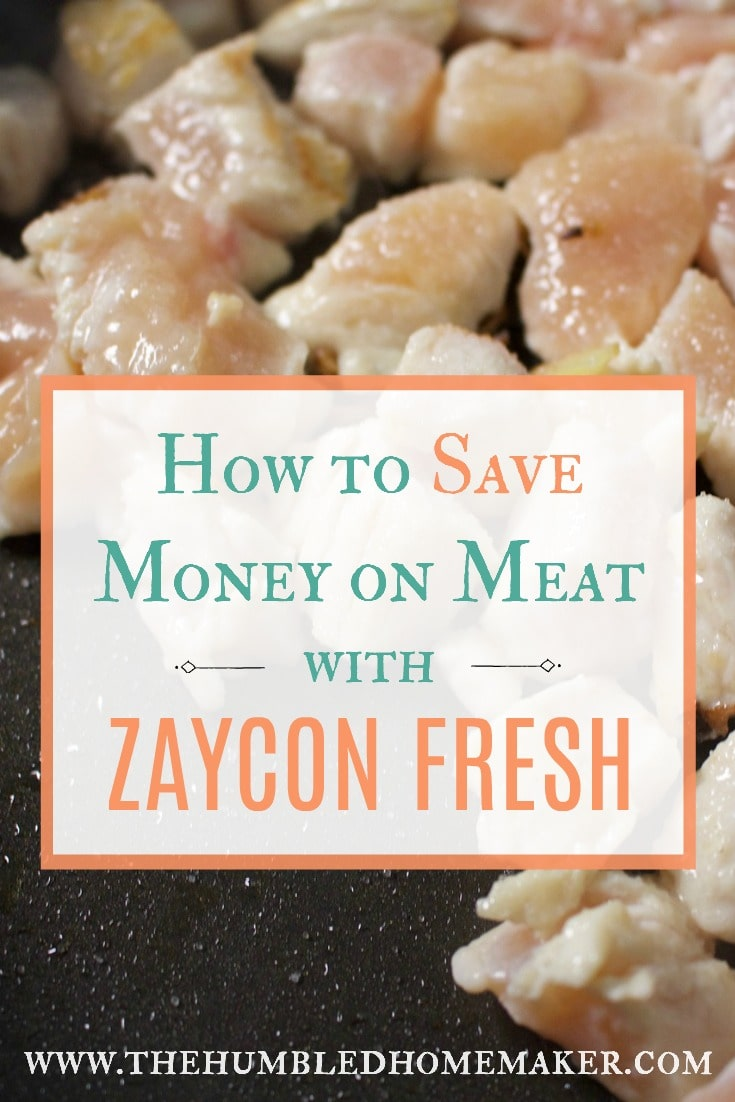 Here's how to save money on meat by purchasing through the nationwide buying club Zaycon Fresh. This is my honest review of Zaycon Fresh.