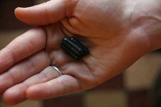 activated charcoal can help you avoid a stomach virus after being exposed