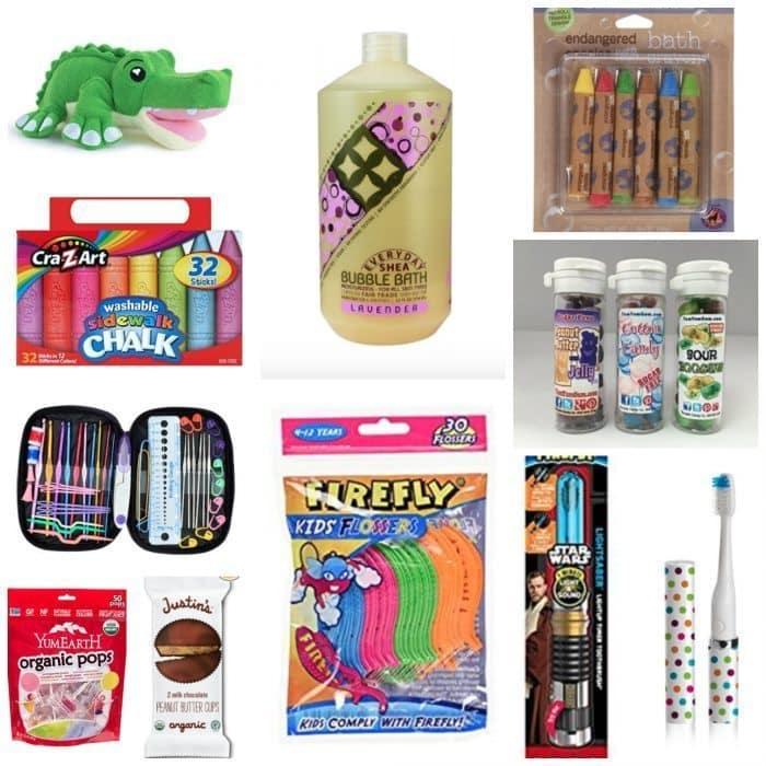 Stocking stuffer ideas for kids!