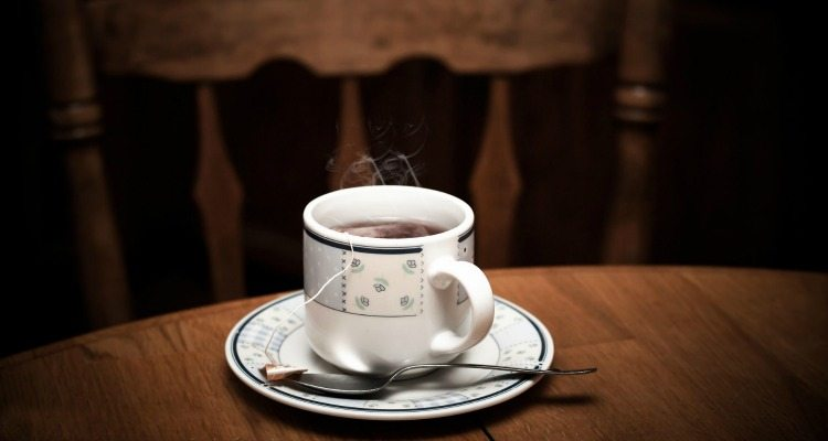 can this hot tea help you avoid the stomach virus after being exposed