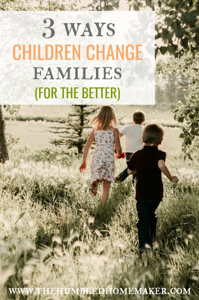 children change families