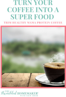This isn't your ordinary latte! With just a few ingredients, you can turn your morning coffee into a superfood that will fuel you up for the day!