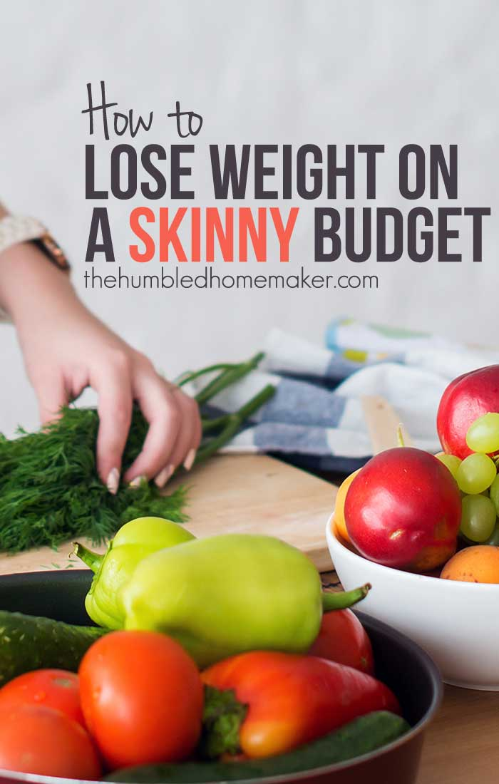 These are the 15 steps I took to start a diet on a budget and lose weight at last!