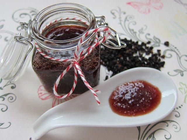 natural cold remedies elderberry