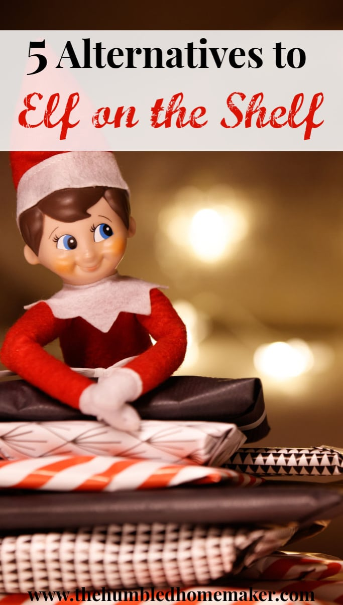 Elf on the Shelf has become a popular cultural sensation in many homes in the U.S. We know many people who enjoy having fun with the little elf, but we also know people who are looking for alternatives to Elf on the Shelf.