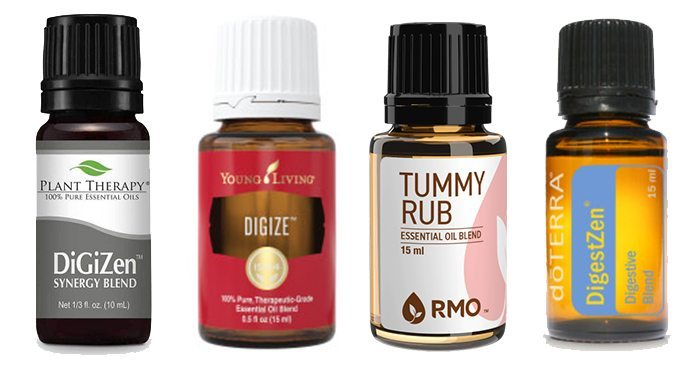 essential oils to help you avoid a stomach virus after being exposed