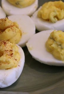 Classic Deviled Eggs {Two Ways}