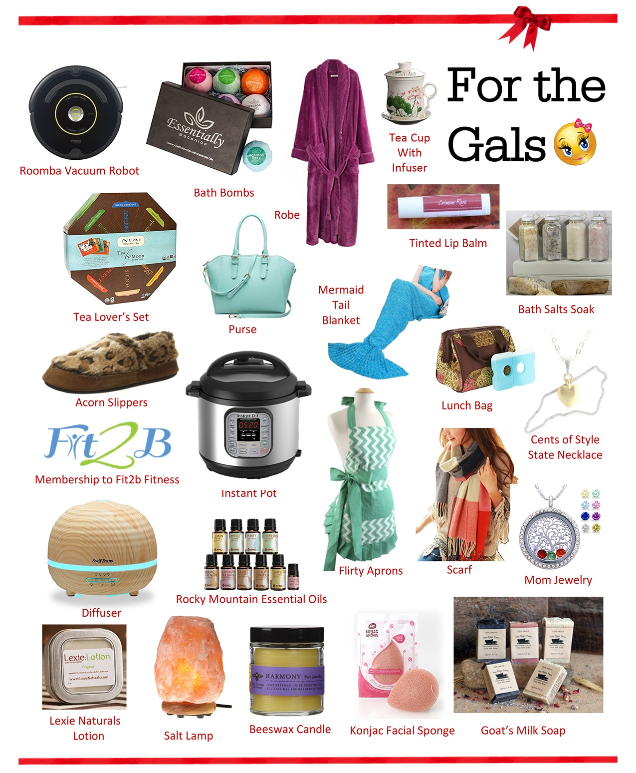 Humbled Homemaker For The Gals Gift Guide