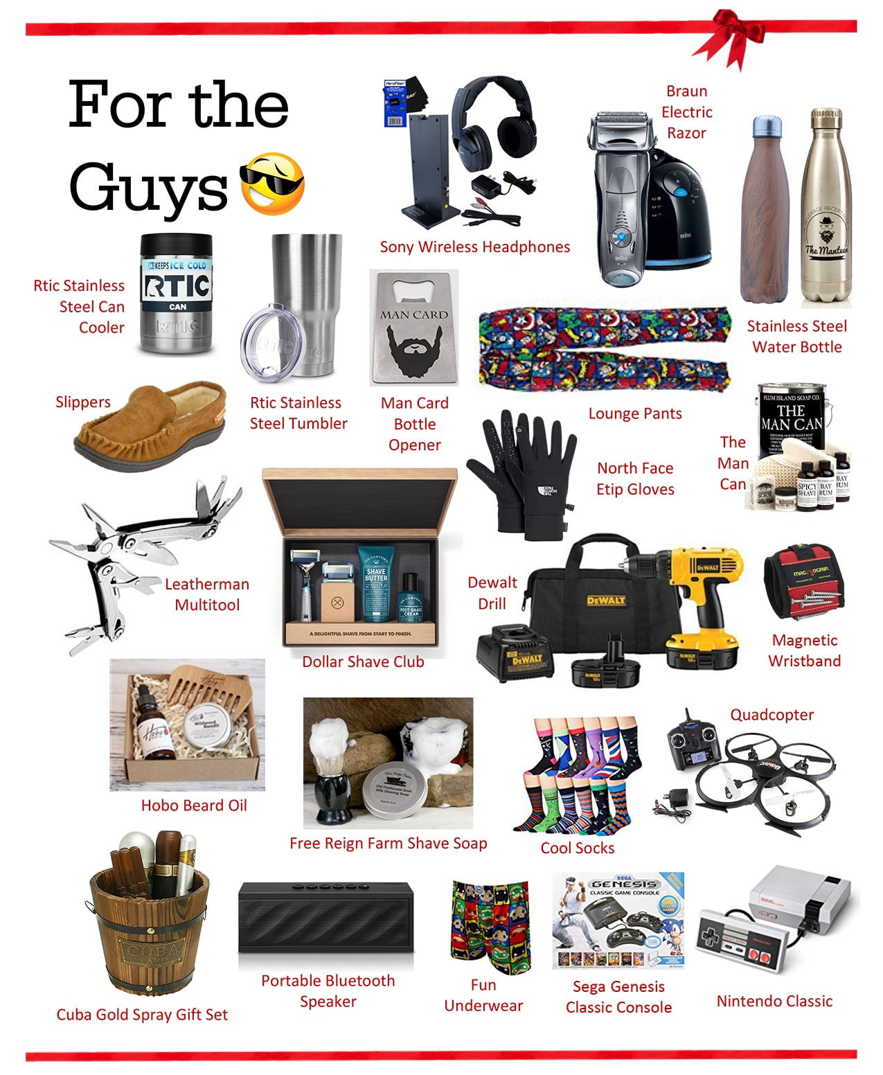 Humbled Homemaker For The Guys Gift Guide