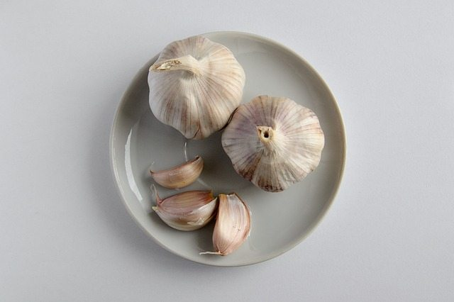 natural cold remedies garlic