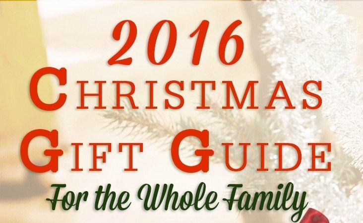 Gift Guide: Including some non-toy gift ideas