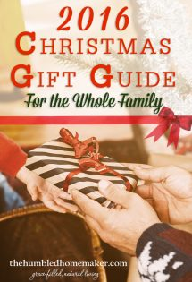 Gift Guide for the whole family