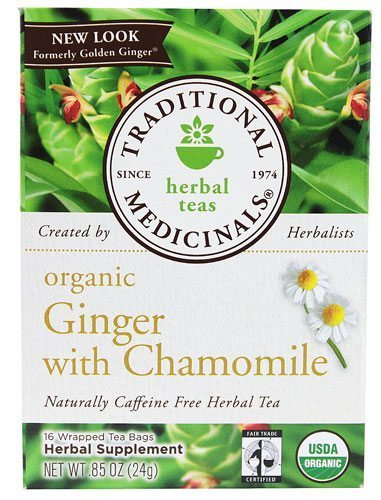 ginger tea can help avoid a stomach virus after being exposed