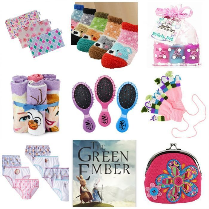 Stocking stuffer ideas for girls!