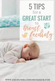 great start to breastfeeding