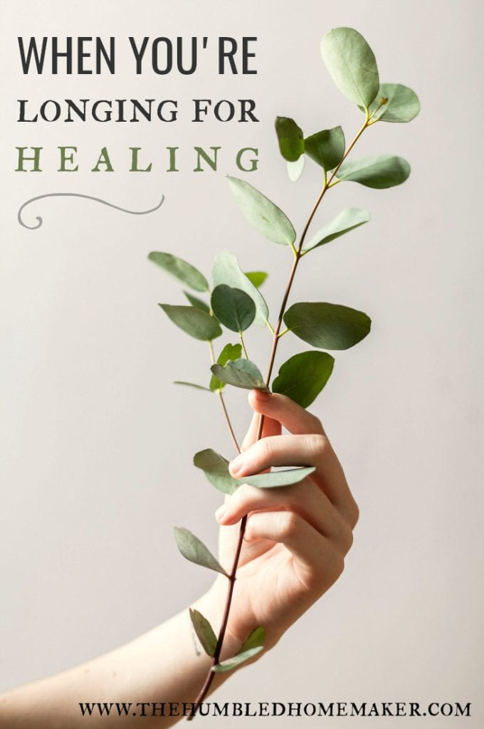 If you're looking for healing, I'm excited to have you join us here. My heart is to encourage women to live a grace-filled life. No guilt, no shame.