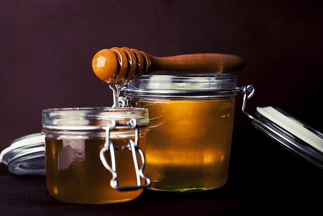 natural cold remedies raw honey