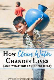 How Clean Water Changes Lives