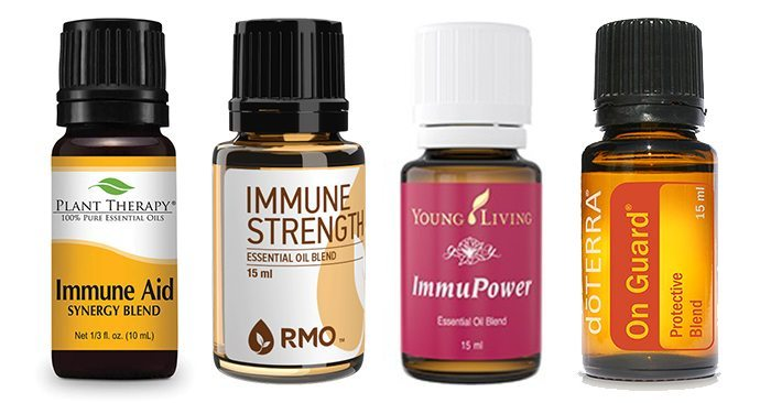 immune boosting essential oils to help you avoid a stomach virus after being exposed
